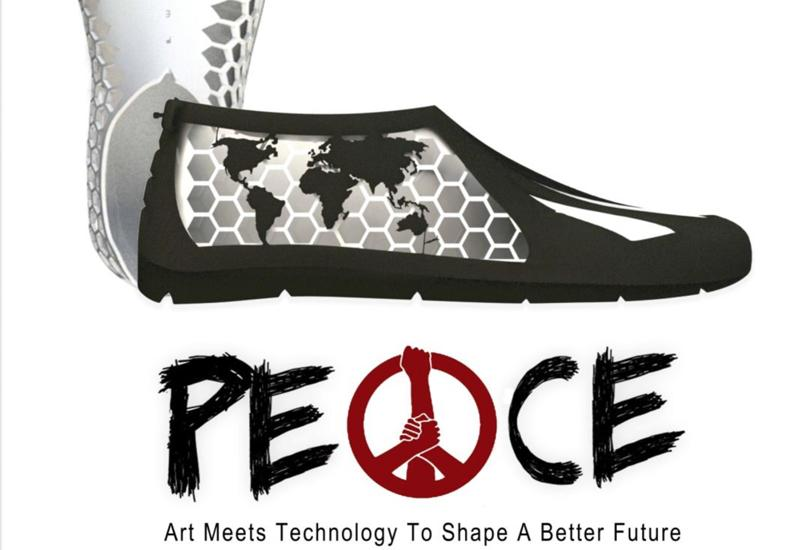 2d4d65939dad University at Buffalo Students Promote World Peace with 3D Printed Shoes