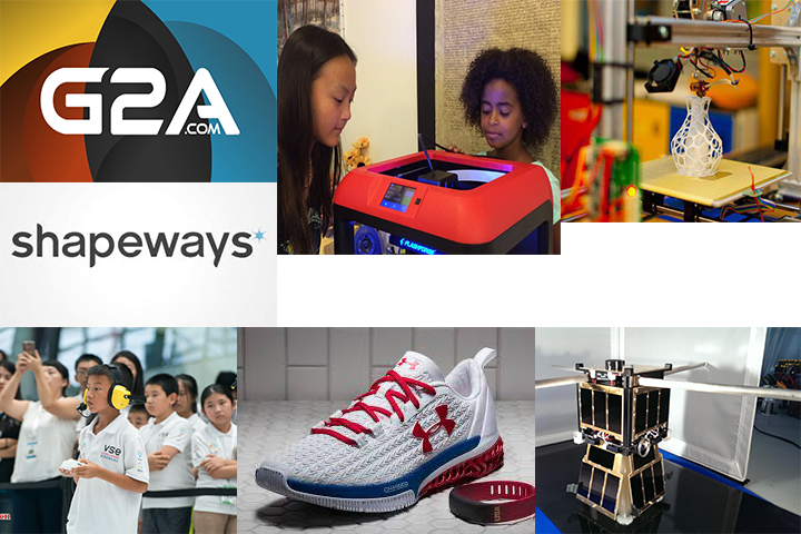 3D Printing: The Stories We Missed This Week — August 6, 2016