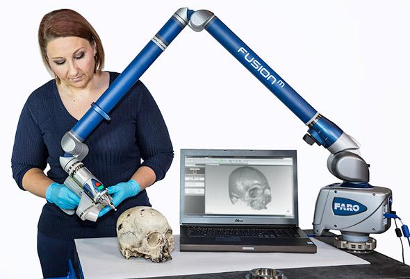 Forensic ScanArm Solution is FARO's Newest Contribution to Solving Crime