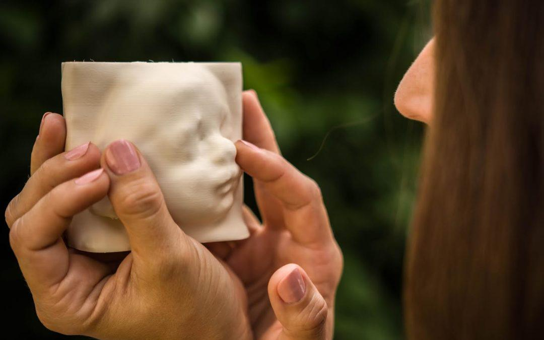 IN UTERO 3D Provides 3D Printed Ultrasounds to Visually Impaired Expectant Parents