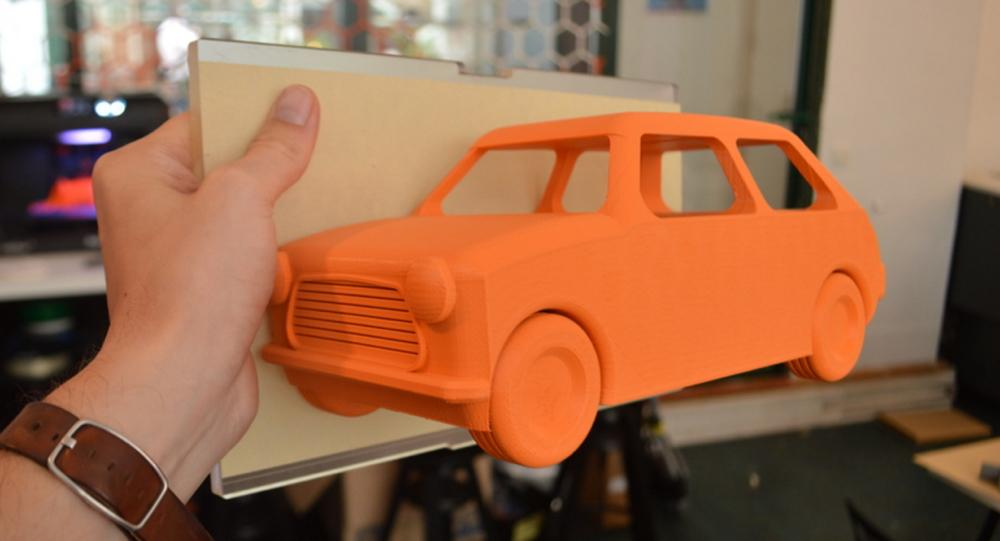 Weekly Roundup: Ten 3D Printable Easy To Build Car Kits - 3DPrint