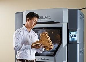 The Stratasys 450MC 3D Printer