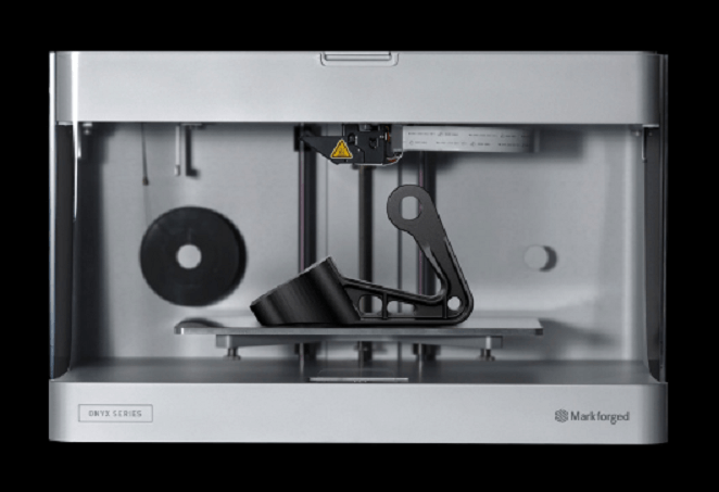 Strength & Classic Finish: Markforged Releases Onyx 3D Printer Series