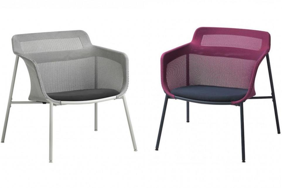3D Knitted Chair in IKEA's PS 2017 Collection Is Both Eye-Catching and Comfortable