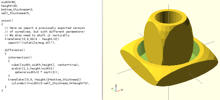Learn How to Use OpenSCAD Software with Helpful i.materialise Tutorial and How-To Videos