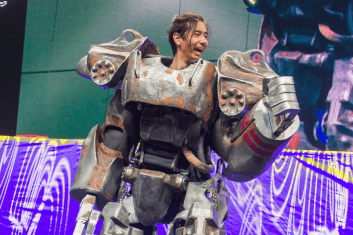 Here's What a Full Year of 3D Printing in the Cosplay World Looks Like