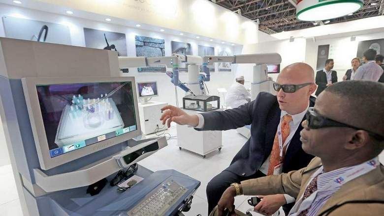 The UAE is Changing Surgery by Embracing High Tech Like 3D Printing and Robotics