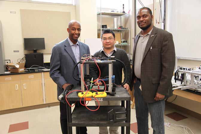 FAMU-FSU College of Engineering Awarded $960K National Science Foundation Grant to Study Robotics and Future Manufacturing Needs