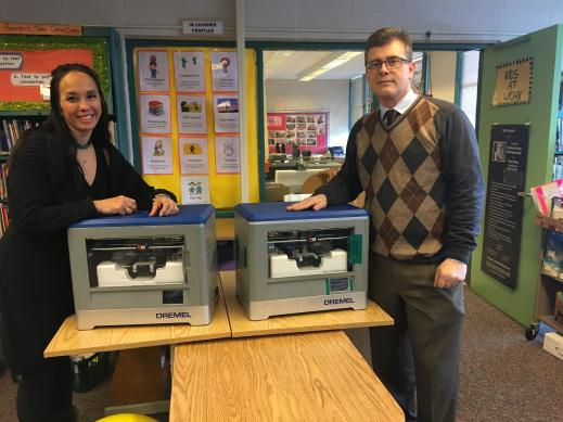 35 Schools Awarded 3D Printers Thanks to Dremel's #LearnMakeGive Contest: Educators Tell Us What Winning Means for Their Students