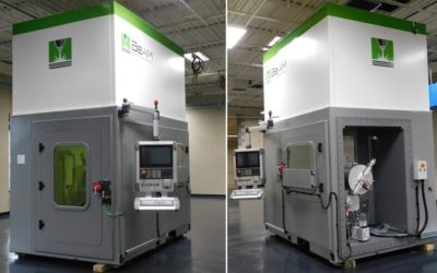 BeAM Machines Delivers Magic 2.0 Additive Manufacturing System to Its North American Solutions Center in Cincinnati
