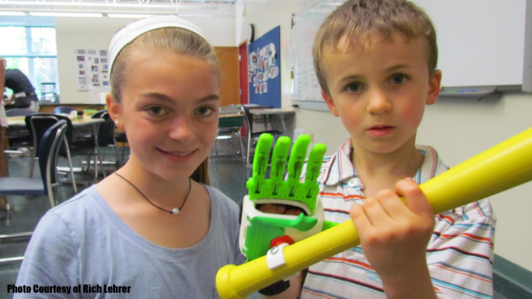 3D Printing in STEM Education: Hacking the Raptor Reloaded to Create the Grab-Tor