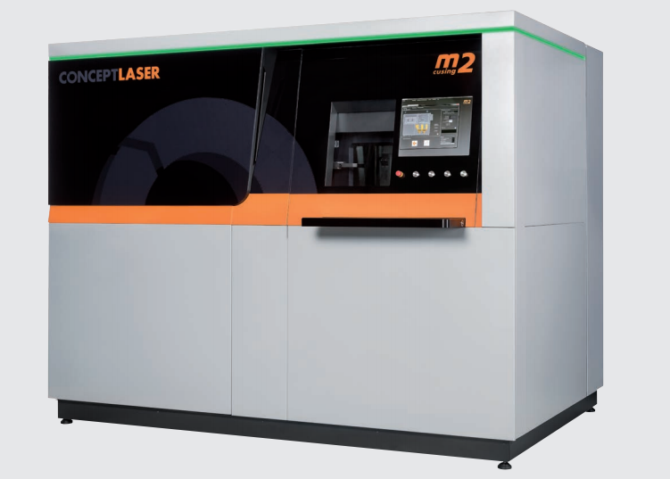 Air Force Institute of Technology Welcomes Metal 3D Printing with Acquisition of Concept Laser M2 Cusing Machine