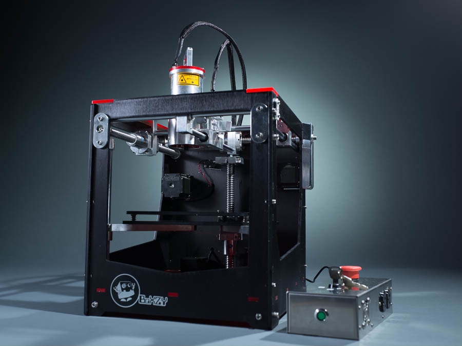 BoXZY is All In on All-in-One 3D Printer / CNC Mill / Laser Engraver