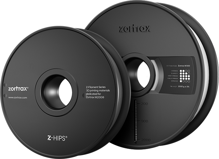 Zortrax Opens Up to Third-Party 3D Printing Materials with New Software Profiles