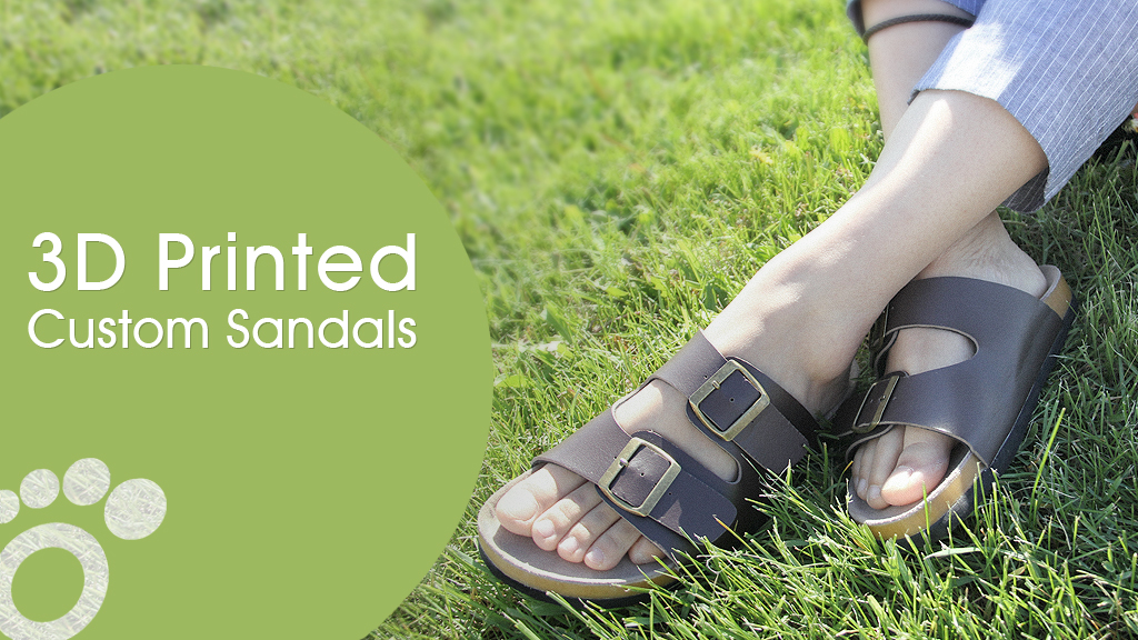 OLT Footcare Offers Customized 3D Printed Sandals for Perfect Fit and Balance