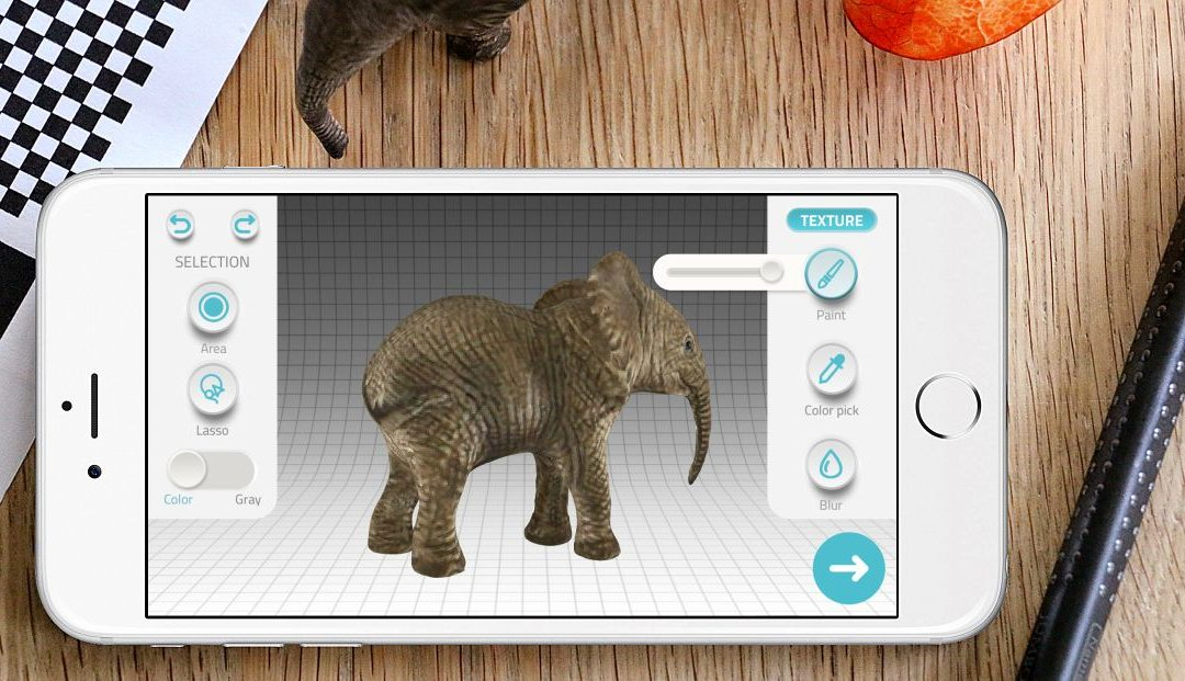 Take Quality 3D Scans with Your iPhone Using the New Qlone App