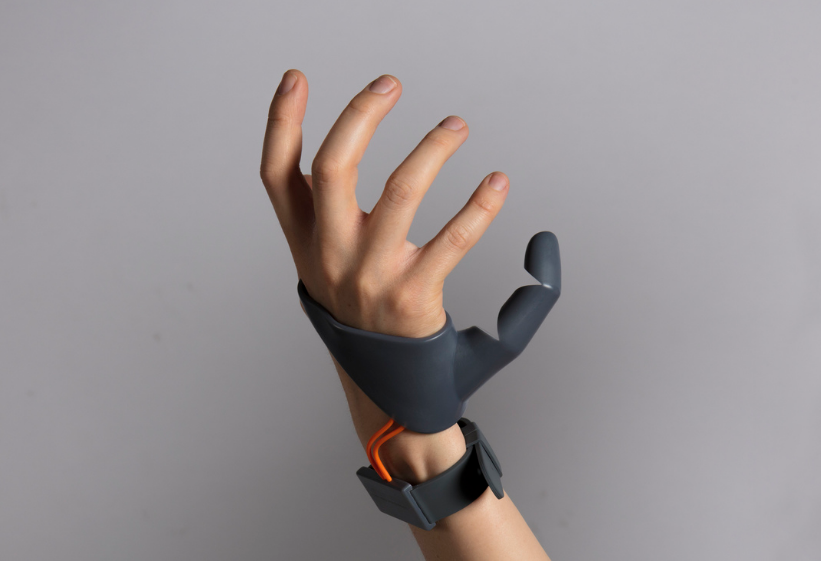 Need an Extra Thumb? The Third Thumb Project Uses 3D Printing to Change Perceptions of Prosthetics