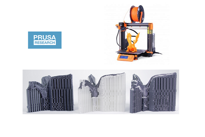 3D Printing with Water Soluble Supports Improved with Latest Prusa Update