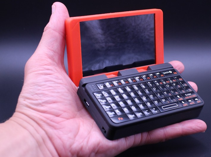 Raspberry UMPC & Nano Pi2 UMPC: French Designer Goes On to Create 3D Printed Bluetooth Switches