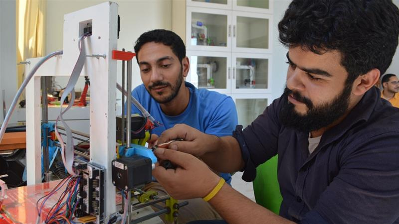 3D Printing Fills in the Gaps in Gaza's Medical Supplies