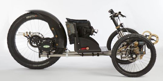 Tough 3D Printing Puts Outdoorsy Spin on Rugged Icon Wheelchairs