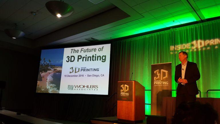 Agenda Announced for Inside 3D Printing Conference & Expo San Diego