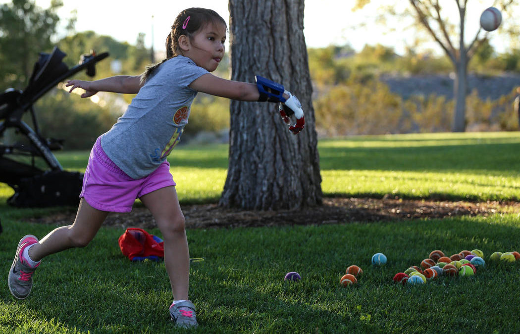 Seven-Year-Old with 3D Printed Prosthetic Hand to Throw Out First Pitch of World Series Game 4
