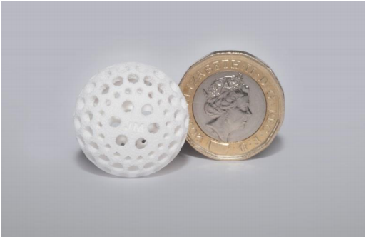 Johnson Matthey and voxeljet Collaborate to Develop Ceramic Binder Jet 3D Printing