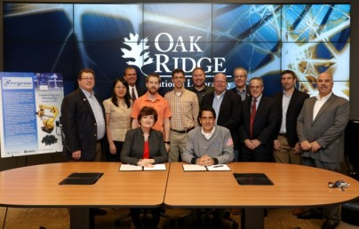 ORNL and Strangpresse Continue 3D Printing Partnership with Exclusive Extruder Licensing Agreement