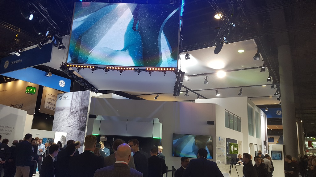 Maturation in 3D Printing Evident in Expansion at formnext 2017