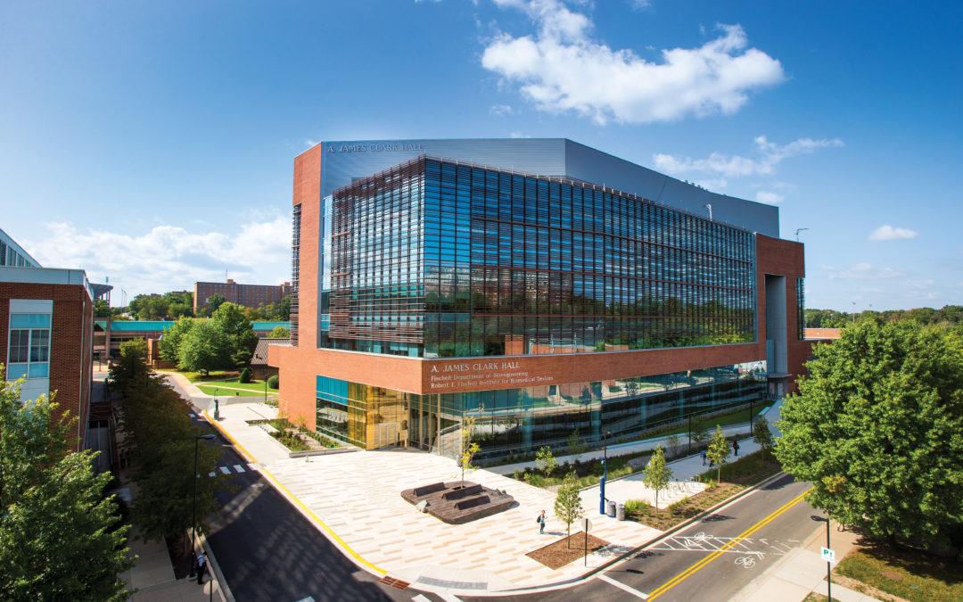 University of Maryland Opens 184,000-Square-Foot Facility Centered Around Bioengineering