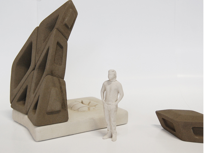 Netherlands: CONCR3DE Uses Abandoned Materials for More Environmentally Conscious 3D Printing with Concrete