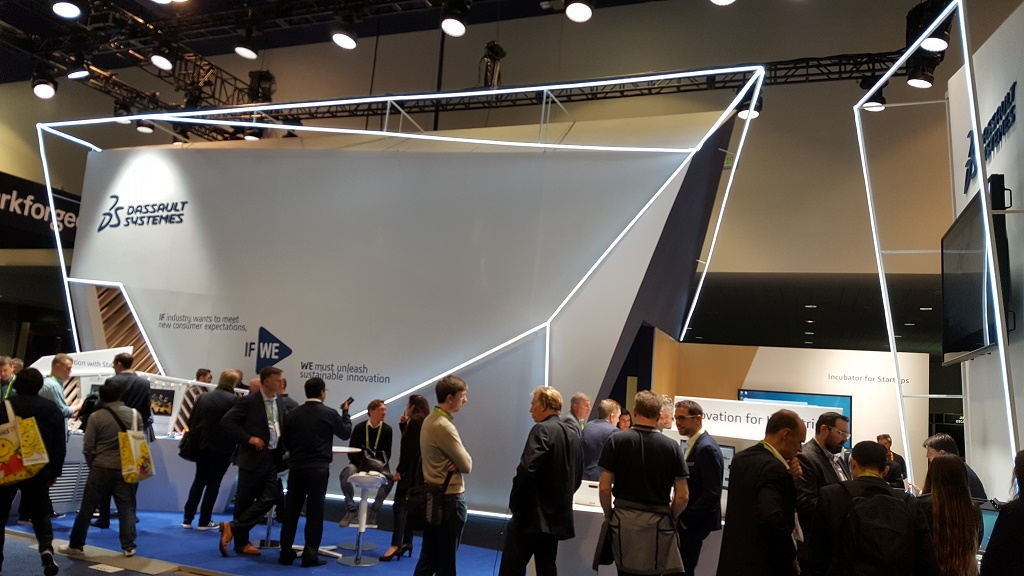 Dassault Systèmes Gathered 3D Printing Expertise at CES 2018: Interviews with Rize, Syos
