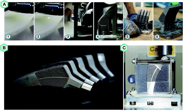 Hybrid Meta-Biomaterials Used to Make Better, Longer-Lasting 3D Printed Hip Implants