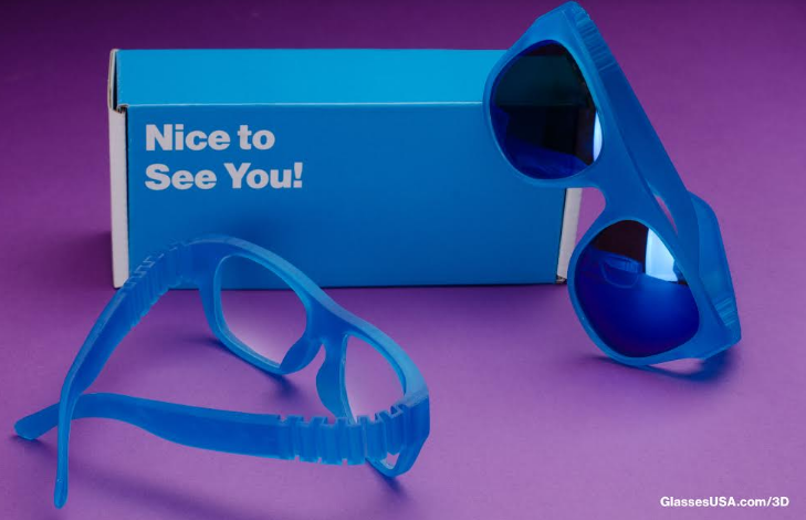 3D Print Your Own Glasses at Home Thanks to GlassesUSA.com and Janne Kyttanen Partnership