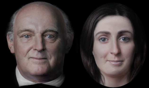 3D Printing Provides a New Look at Jonathan Swift and Stella Johnson