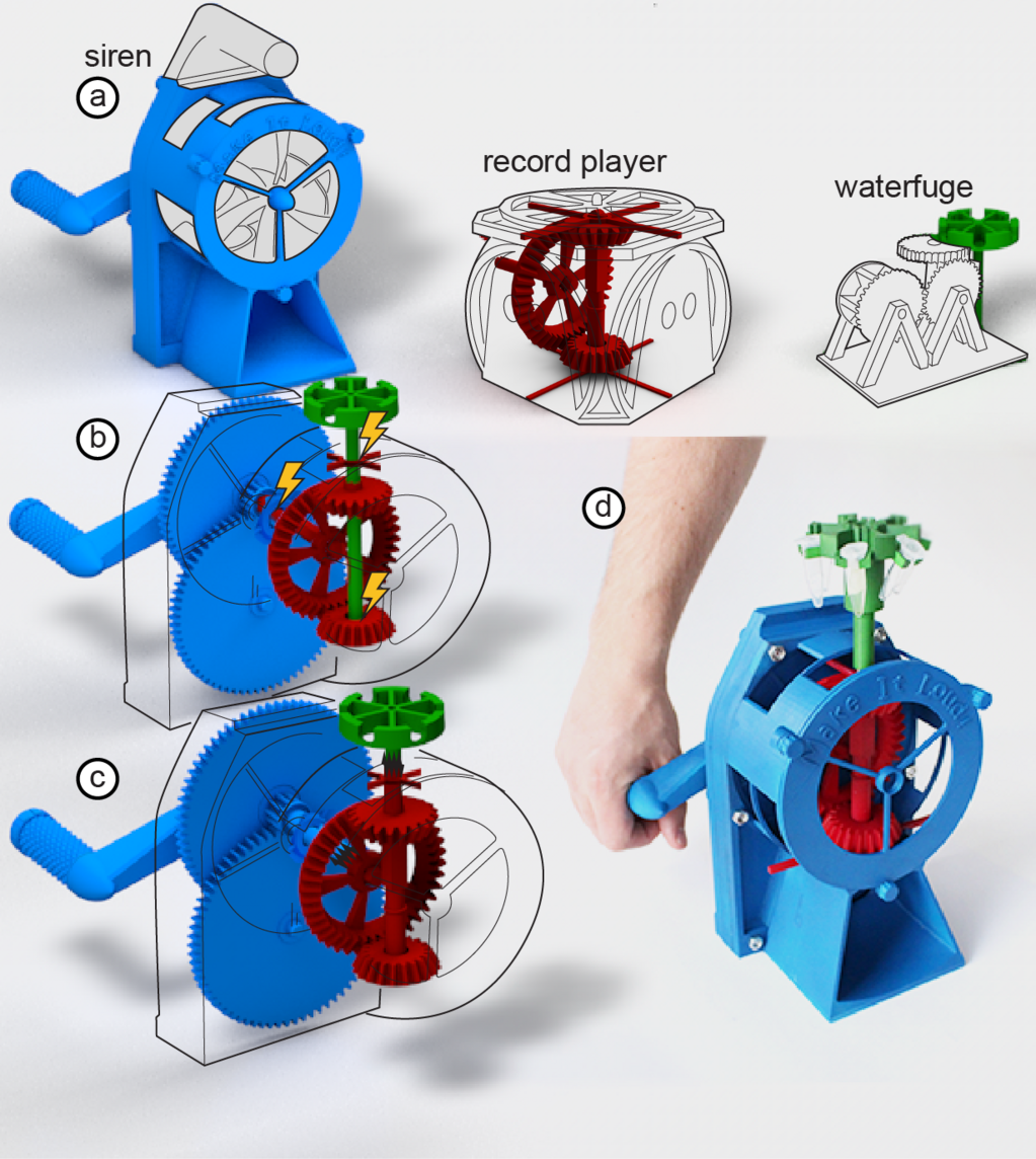 Grafter Allows Users to Remix Entire Working Mechanisms into