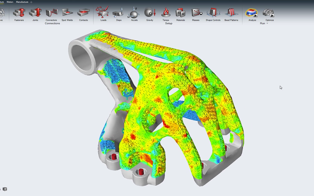 Altair Releases New Inspire 2018 Software, Optimized for 3D Printing