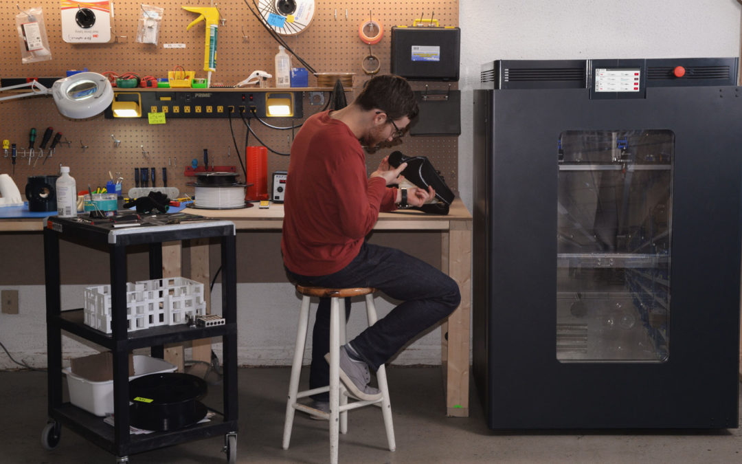 AON3D Introduces the AON-M2: Improved 3D Printing with High-Performance Materials