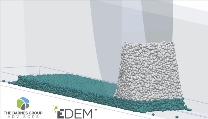 EDEM and Barnes Group Advisors Partner to Simplify 3D Printing Through Simulation