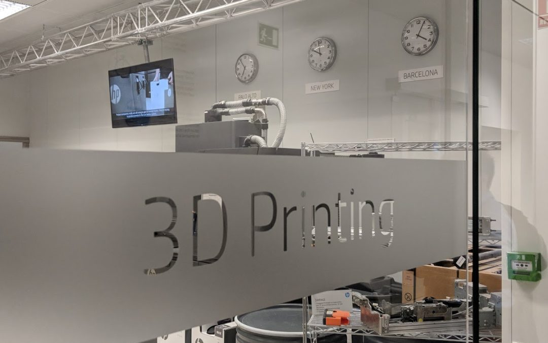 HP Global Innovation Summit Highlights 3D Printing, Immersive Computing, a Secure Future in Manufacturing