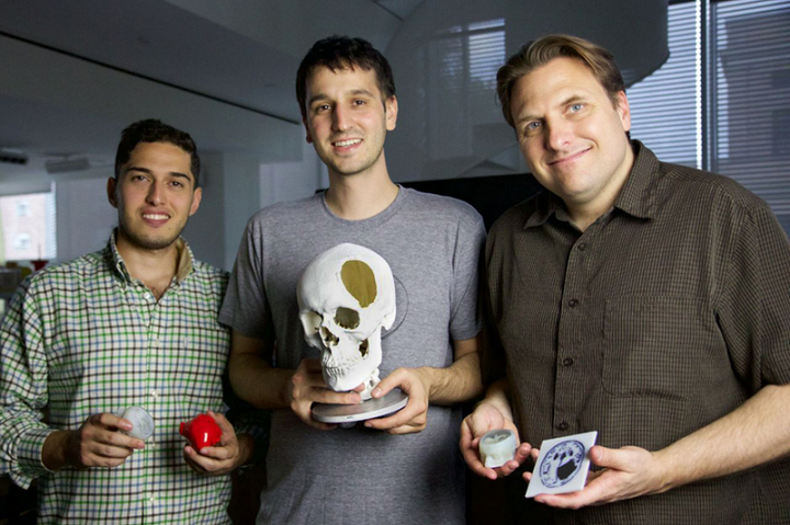 Bitmap-Based 3D Printing to Create Highly Detailed Anatomical Models
