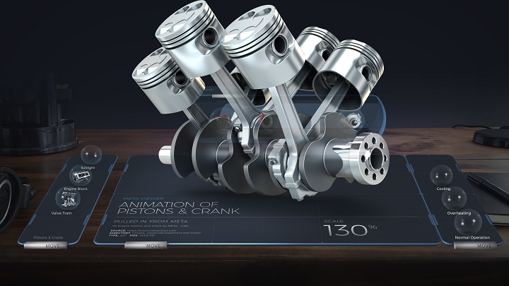 Lowering Product Design Timeline With New Meta Viewer Beta App for 3D CAD Visualization