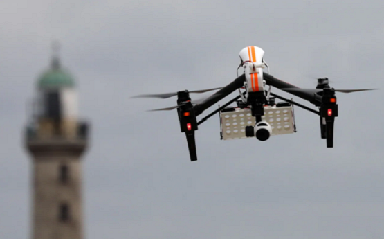 Autonomous Robots Mounted to Drones Could 3D Print Asphalt to Fix Potholes Overnight