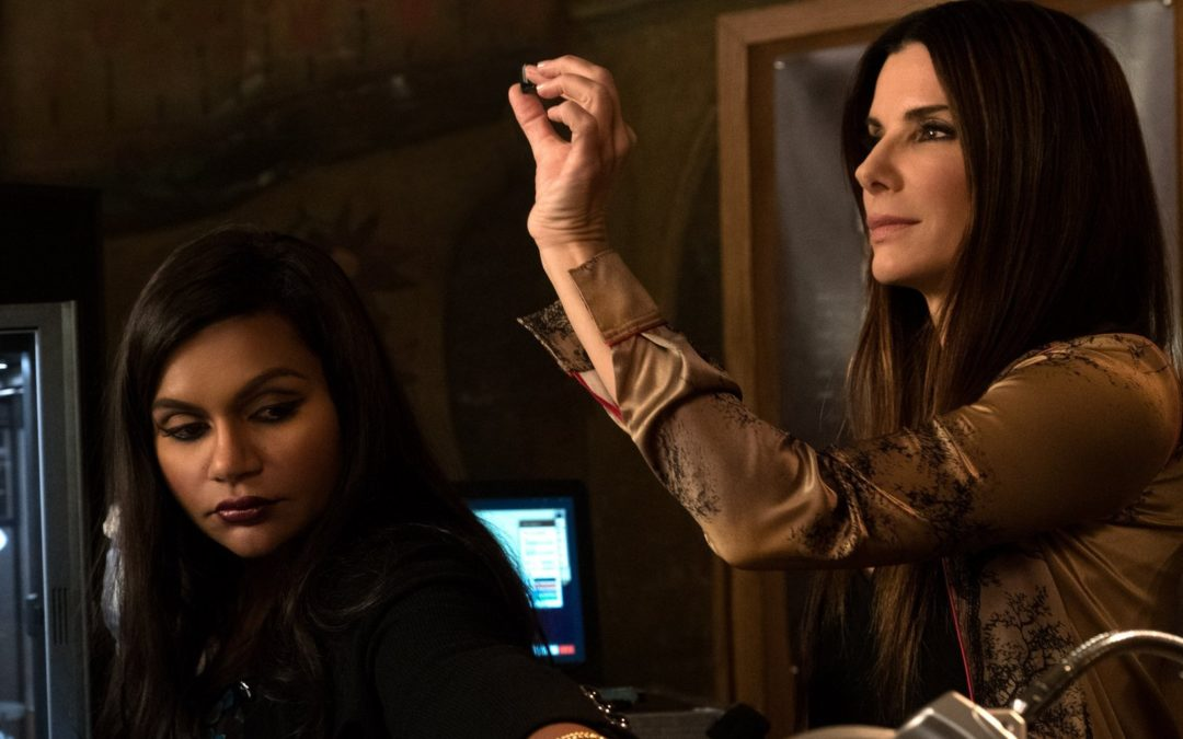 Ocean's 8 and Lingering Hollywood 3D Printing Hype