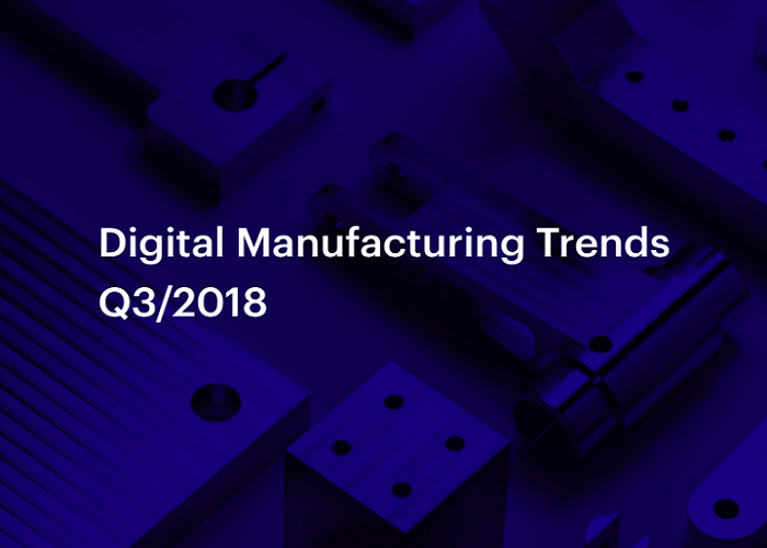 3D Hubs Releases Second Edition of Digital Manufacturing Trends Report