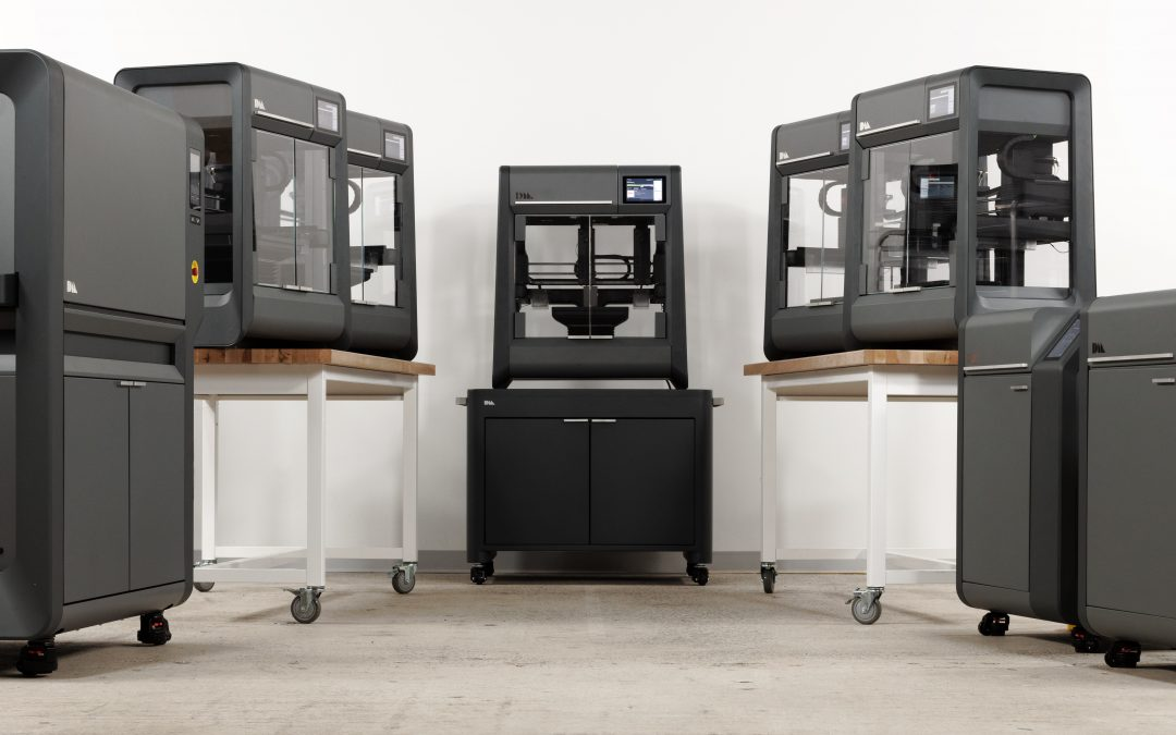 Desktop Metal Introduces New Studio System+ and Studio Fleet 3D Printing Systems