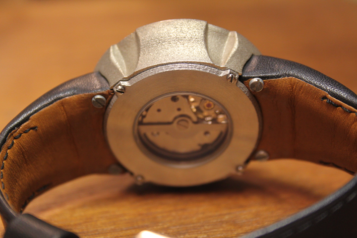 Two French Companies Collaborate to Make the Country's First 3D Printed Mechanical Metal Watch