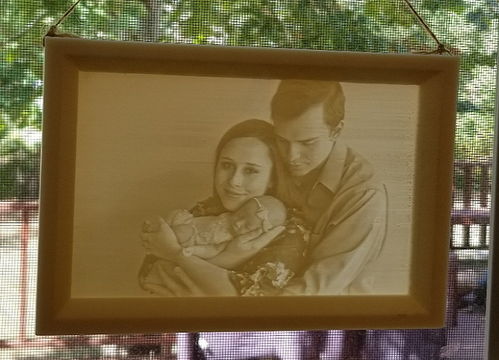 New Generation Tool for 3D Printed Lithophanes is Free and Easy to Use