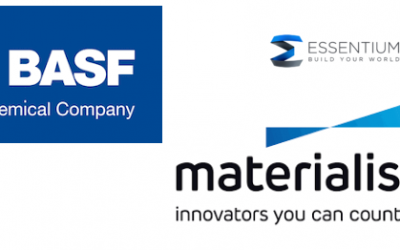 BASF, Essentium and Materialise Partner to Accelerate Industrial Additive Manufacturing